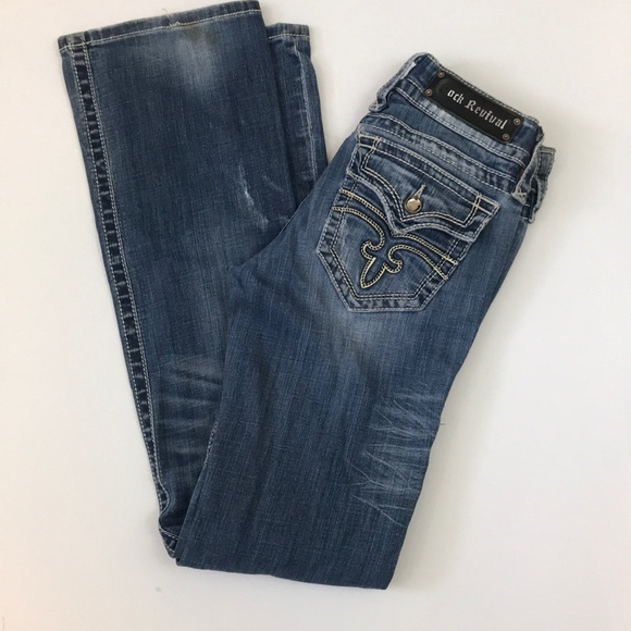 Women s rock Revival celine Boot 29 x 33 Jeans 947a1819c0172